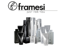 Framesi hair color and haircare products