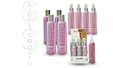 Simply Smooth keratin products